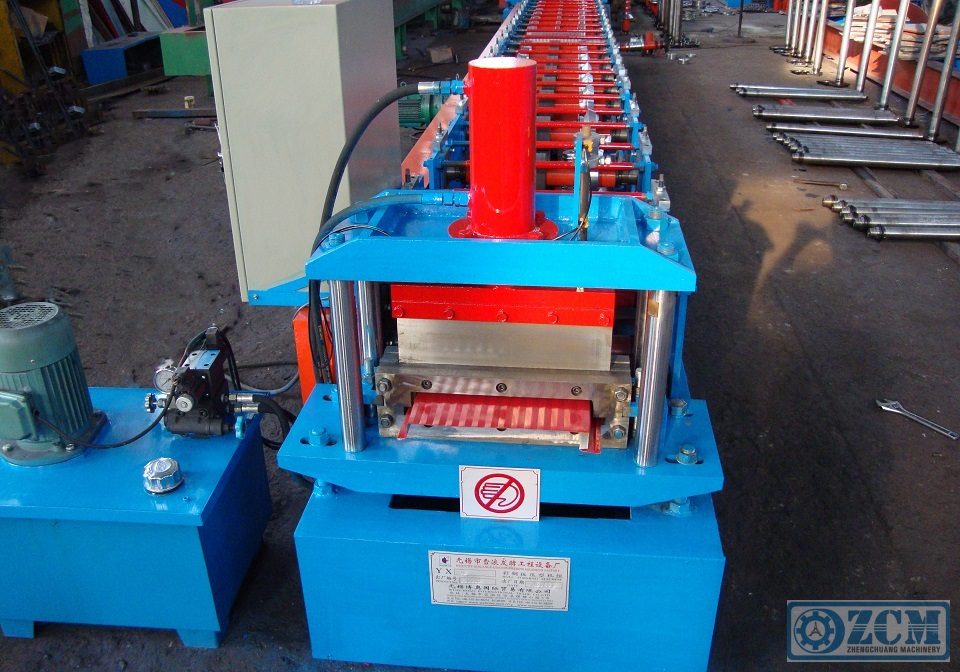 Hidden Type Wall Board Roll Forming Machine
