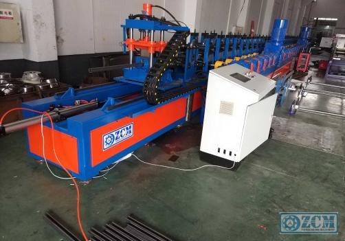 C Struct Channel Roll Forming Machine
