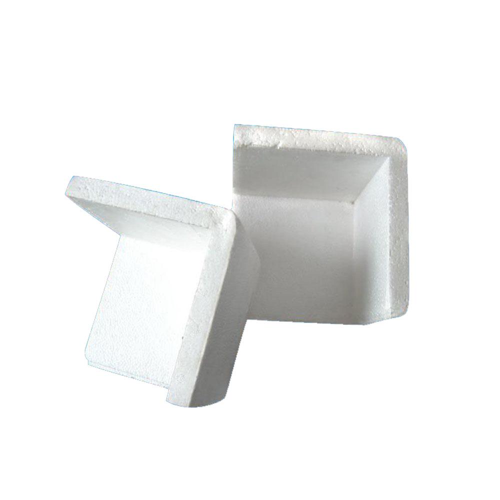 White Foam Spume Corner