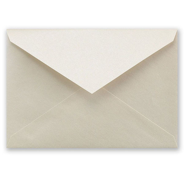White Single Paper Envelopes