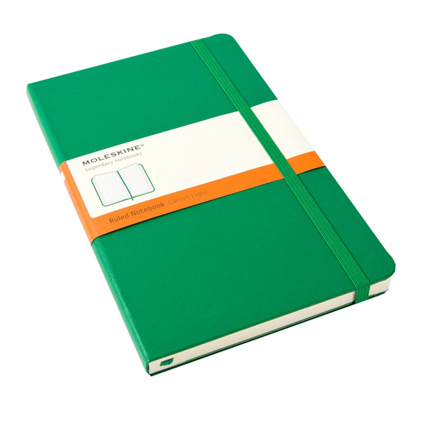 PU Leather Notebook With Sleeve