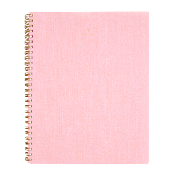 Recyclable Material Notebook