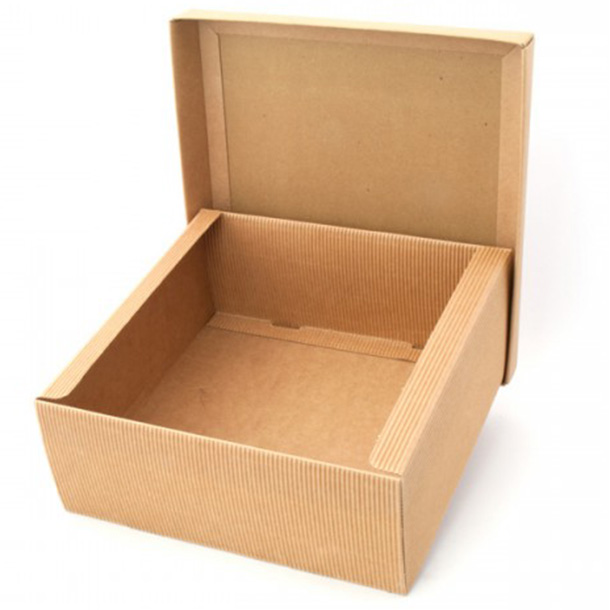 Wax-coated Corrugated Shipping Box