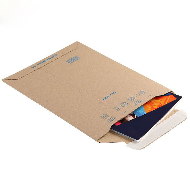 Rigid Mailer Envelopes