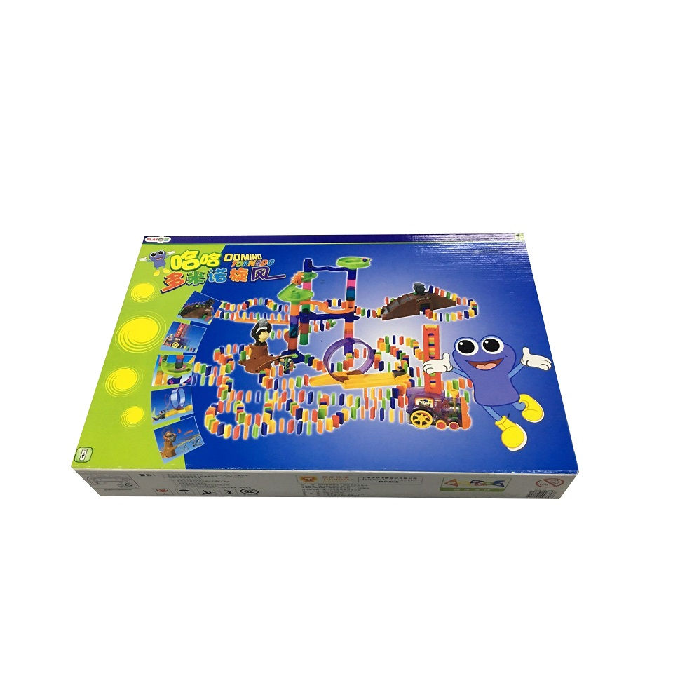 Color Printing Toy Packaging Box