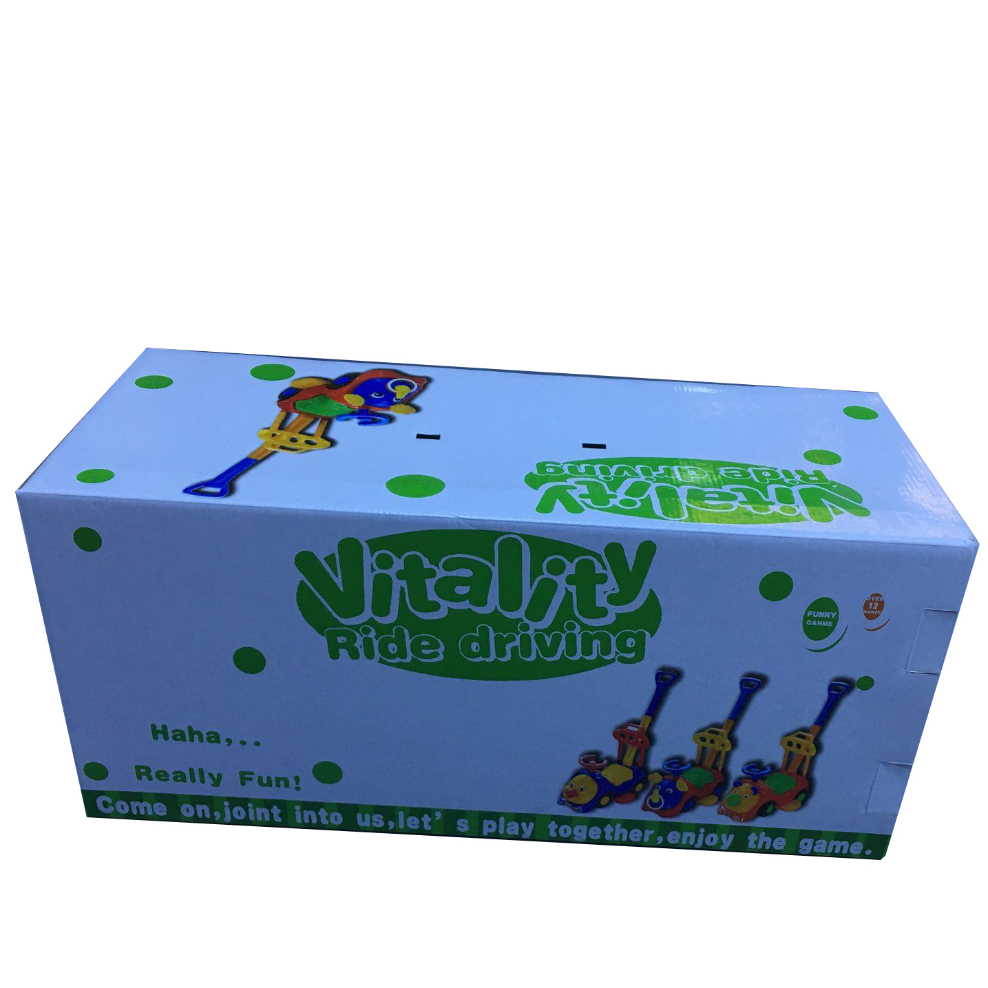Custom Size Toy Packing Carton Boxes
