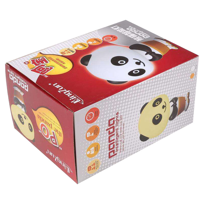 Recyclable Material Corrugated Doll Paper Box for Kids