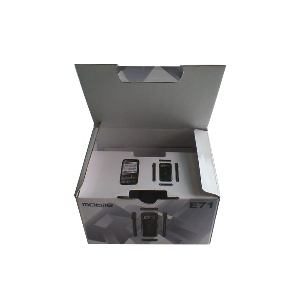 Cell Phone Packing tin Mobile Phone Packaging Box
