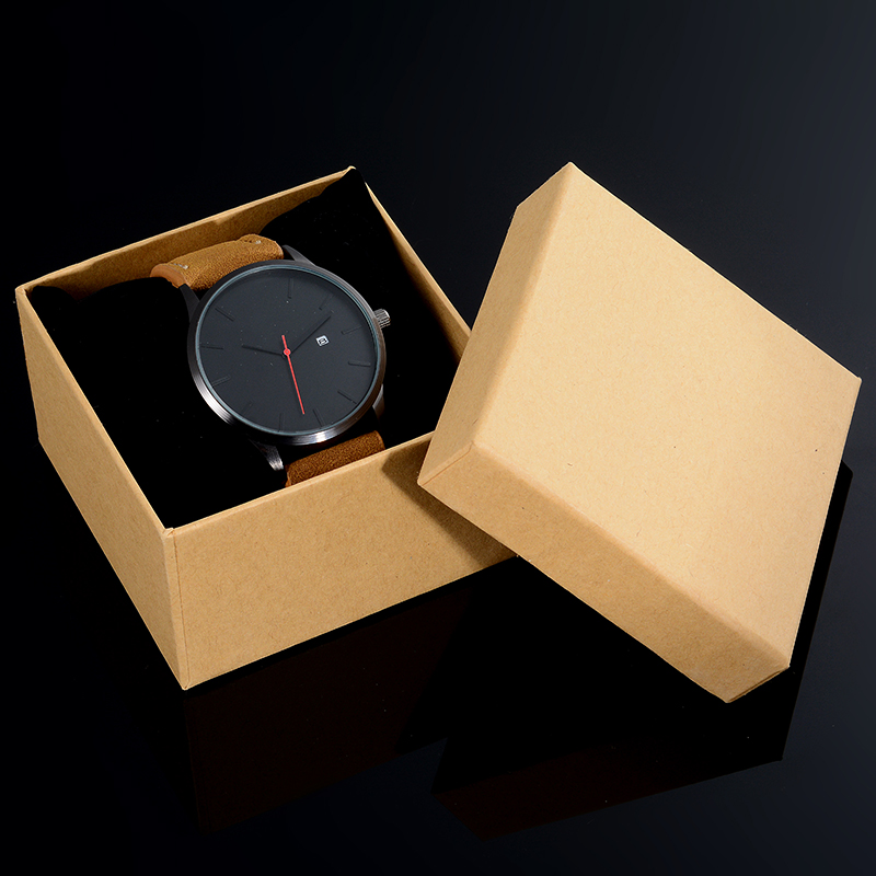 Luxury design gift watch packing box