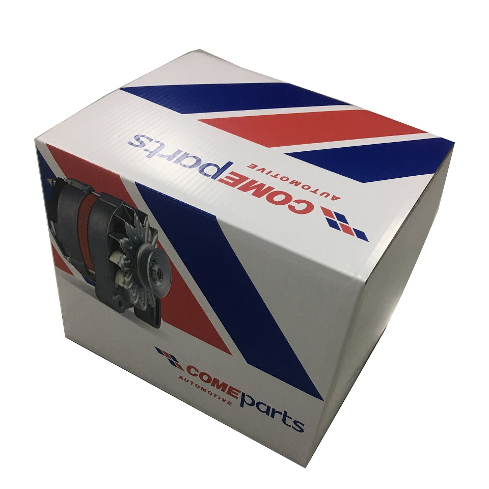 Custom Auto Parts Packaging