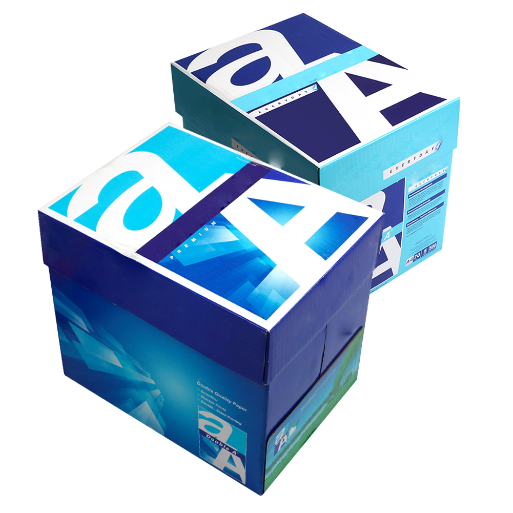 A4 Paper packing boxes with lid and bottom