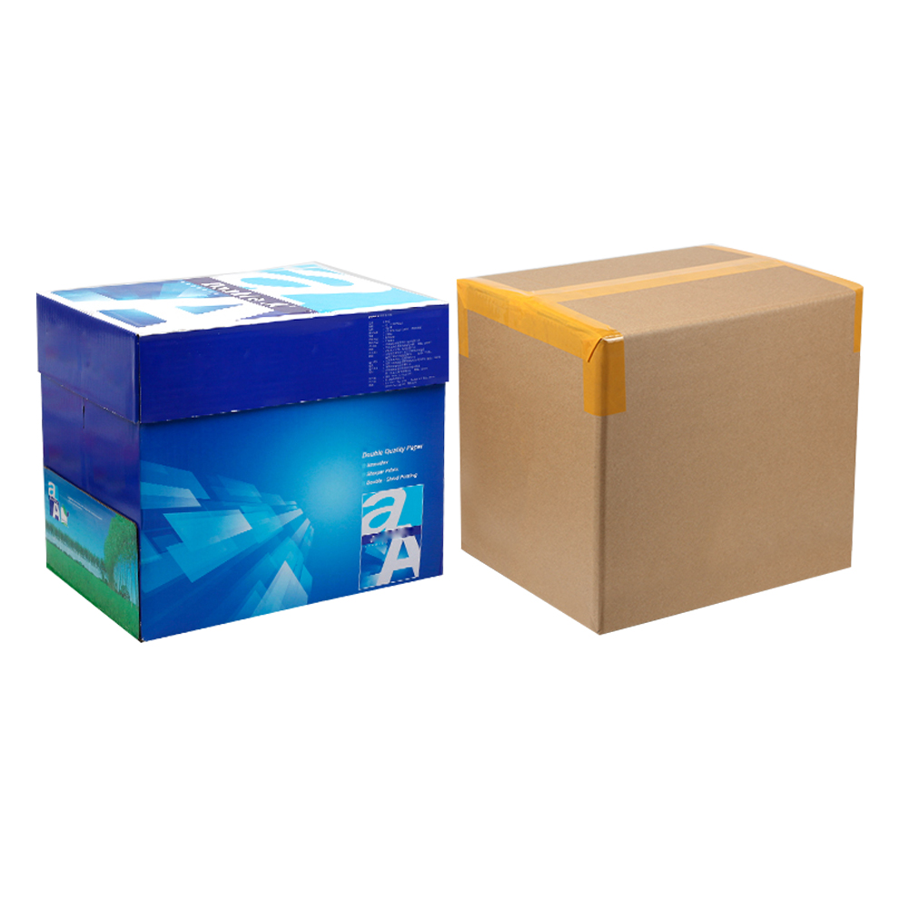 A4 paper carton box with custom printing