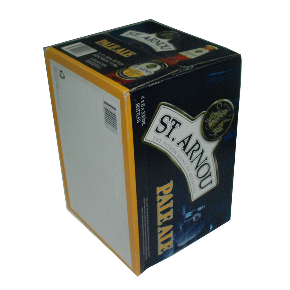 12 Bottle Paper Wine Packaging Gift Box For Sale Coffe Packing
