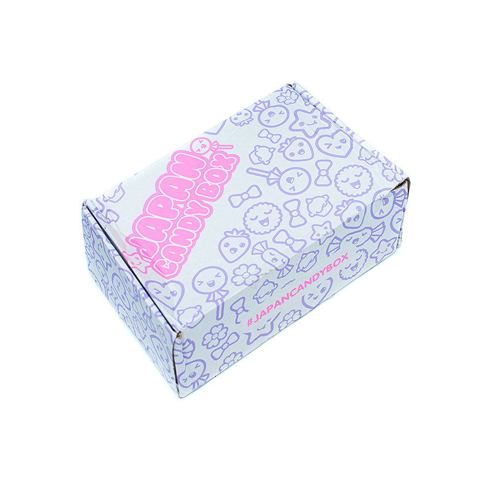 Sugar Candy Packaging Box for Gift and Wedding