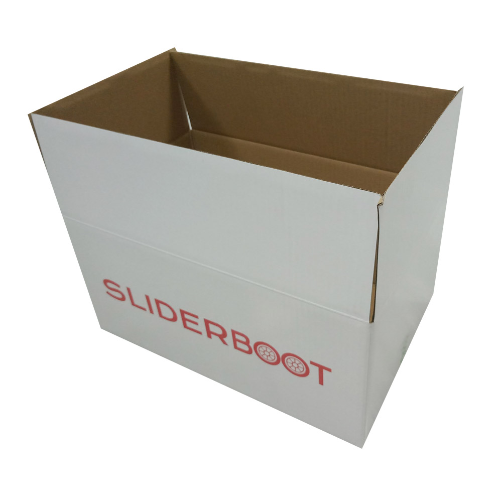 Logo Printed RSC Carton Box