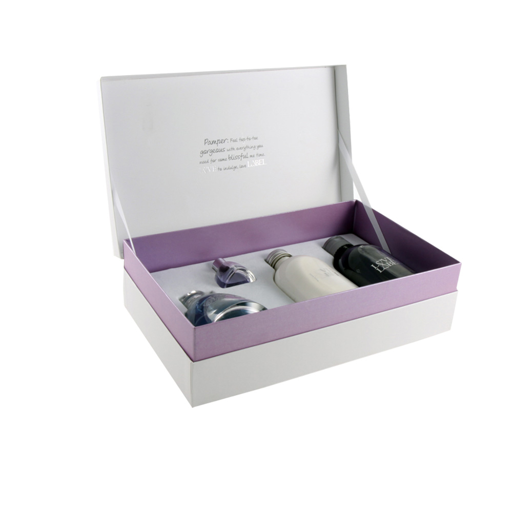 Custom High Quality Perfume Gift Box