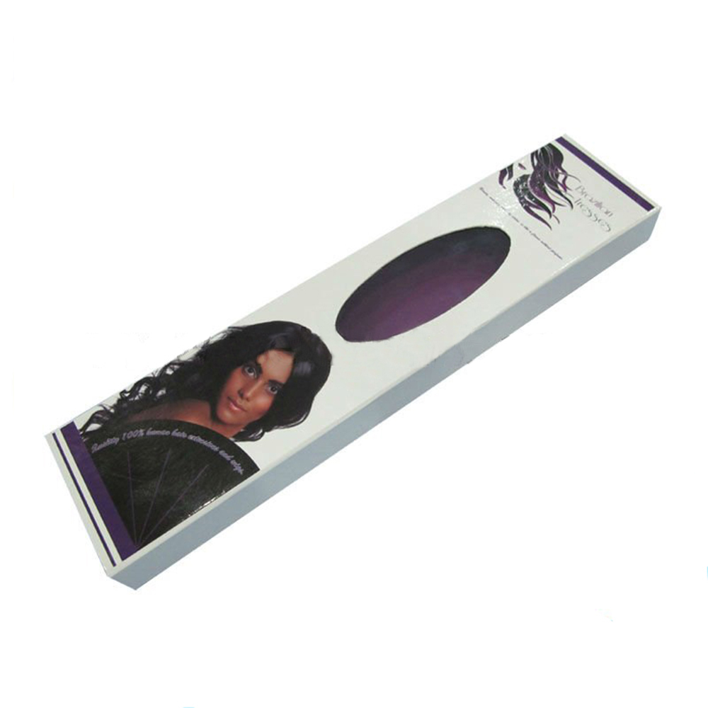 Hair Extention Packaging Box