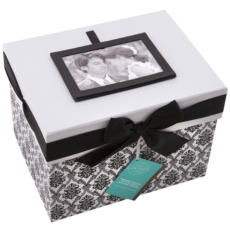 Paper Wedding Gift Box