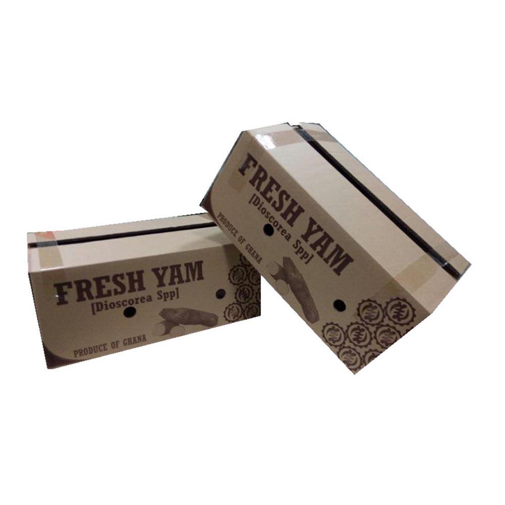 Yam Carton