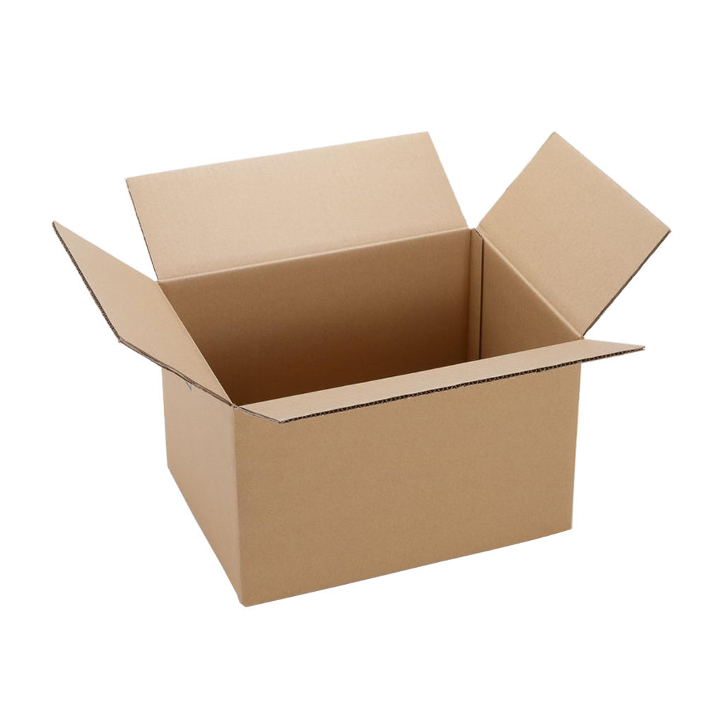 China Factory Supply Brown Corrugated Shipping Master Box