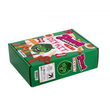 Juice Colorful Corrugated Box