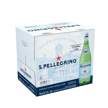 Mineral Water Shipping Carton