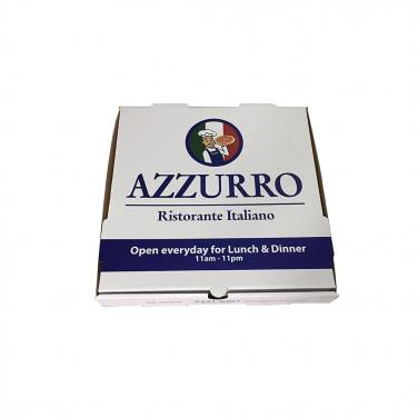 Pizza Box Of CMYK offset Printing