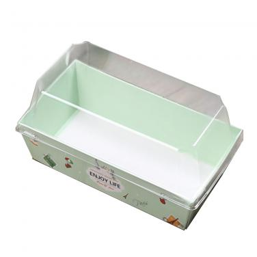 PVC Window Sushi Box