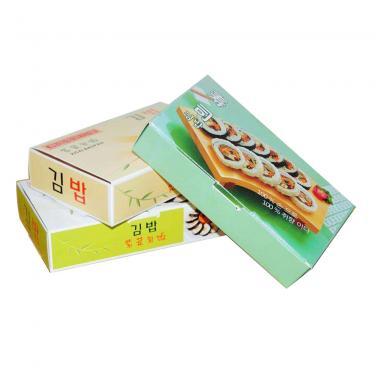 Ivory Board Sushi Box