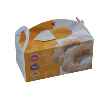 Solid Elegant Donut Box