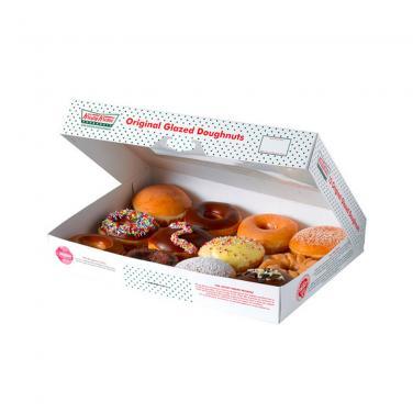 Classical Donut Box