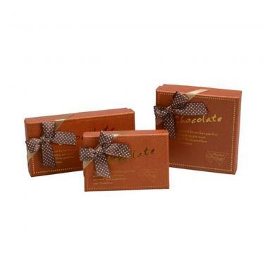 High Quality Chocolate Box