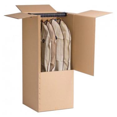 Cut paper box