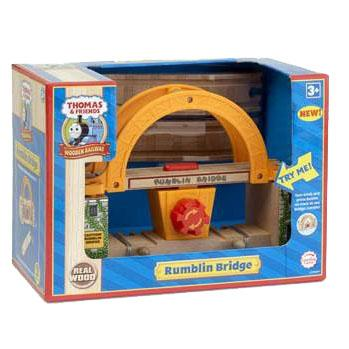 Rumblin Bridge Toys Packaging Box for Children