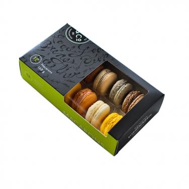 Macaroon Biscuit Box