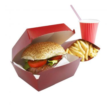 Toothsome Hamburger Box