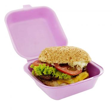 Foam Hamburger Box