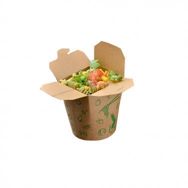 Flexo Noodle Box