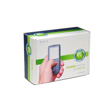 Free Design Custom Cheap Usb Cell Phone Digital Product Packaging Box