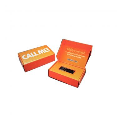 CMYK Full Color Printing Custom Packaging Box for Cell Phone
