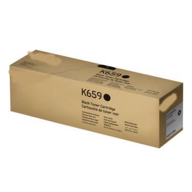 Natural brown kraft toner box
