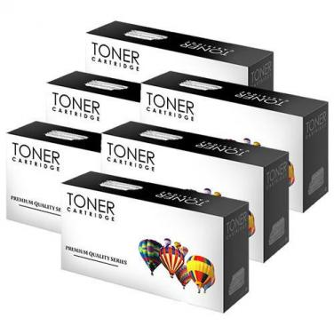 Hot sale toner packing box