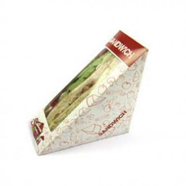White Board Sandwich Box