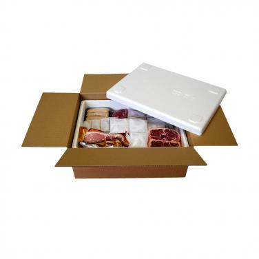 Retaining Freshness Meat Box