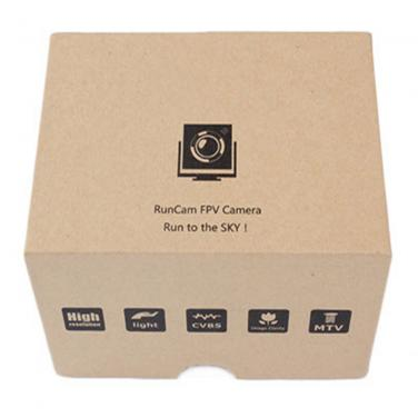 Brown Kraft Camera Box