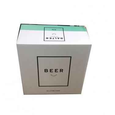 Custom Designed Beer Box