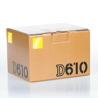 Custom Cardboard Paper Camera Box