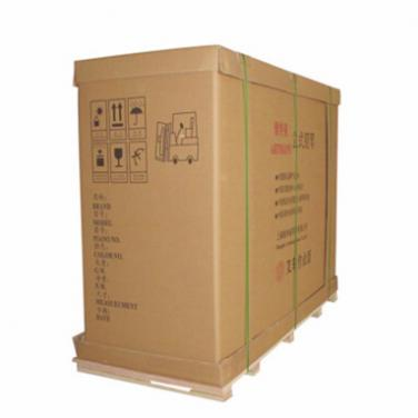Custom Made Corrugated Refrigerator Carton