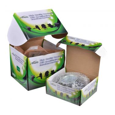 Full Color Printing Auto Parts Box
