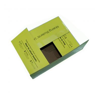 Electrical Motor Terminal Paper Box For Auto Parts Packaging